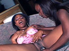 Black Lesbians Love The Taste Of Vagina