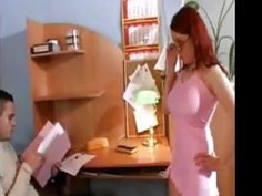 Cutie Having Sex In The Office
