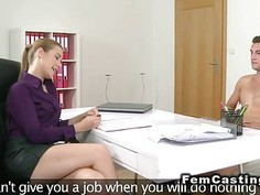 Amateur stud bangs brown haired agent