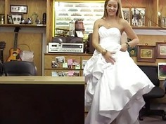 Pawn shop girl male sex I dreamed to witness what Abby would look