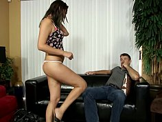 Girl gets fucked by her parents