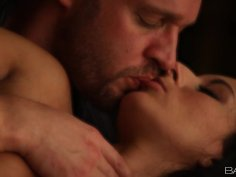 Erotic home made video of a cute couple with Nikki Daniels