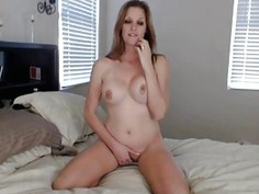 Hot Webcam Show With Teen And Strapon