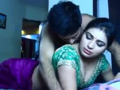 Hot Bhabi And Dever Romance (Part 1)