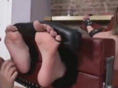 Keri Licklish Feet