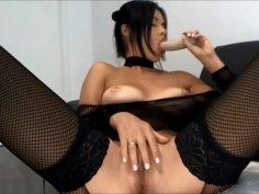 Gorgeouz Beauty Finger Fuckz Pussy & DTz aṅnaƵetajoṉes
