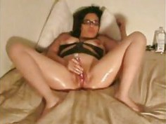 my super wet long and huge orgasm