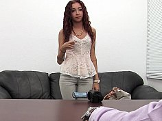 Young Adriana Taken Step By Step On Sexual Lesson