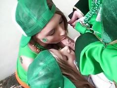 Mofos Sexy St Patricks day party