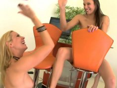 69 position performed by two stunners Sandy and Celeste Star