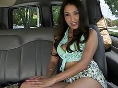 Ravishing chick is charmed into having raunchy sex