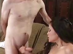 Bangkok Jessica Jerks White Cock