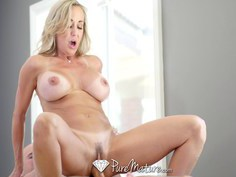 Brandi Love is better at penis than tenis