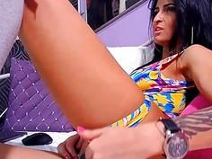 Stunning Webcam Girl Pussy Chic