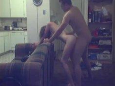 Home Sex anal on real homemade